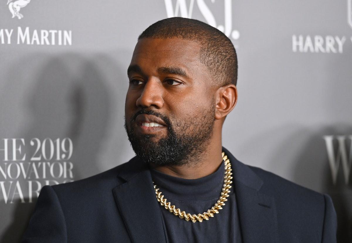 Kanye West Name Change Ye