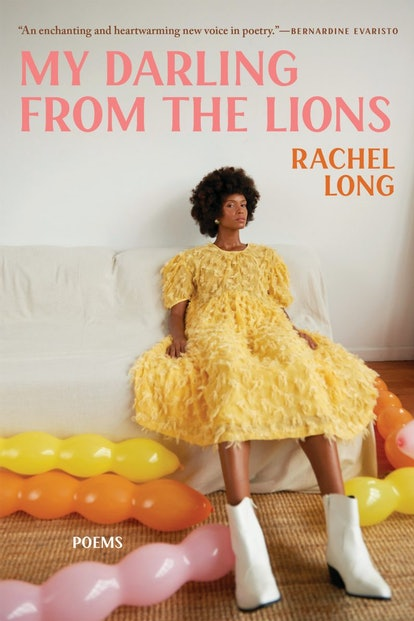 """""""My Darling From The Lions"""" Book Cover"""