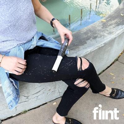 Flint Retractable Lint Roller