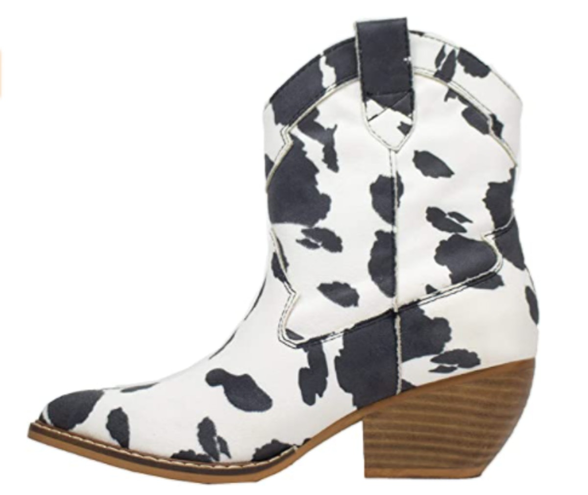ARIDER Dolce Rounded Toe Western Bootie