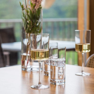Beneti Superlative Edge Wine Glasses (Set of 2)
