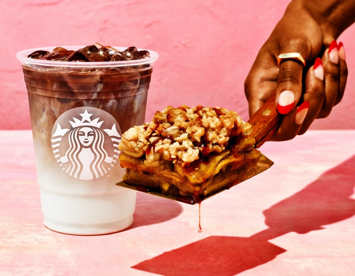 Here's what to know about if the Apple Crisp Macchiato from Starbucks is vegan.