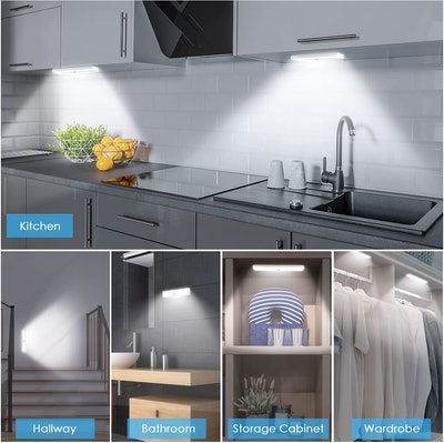 McGor LED Closet Light (3-Pack)