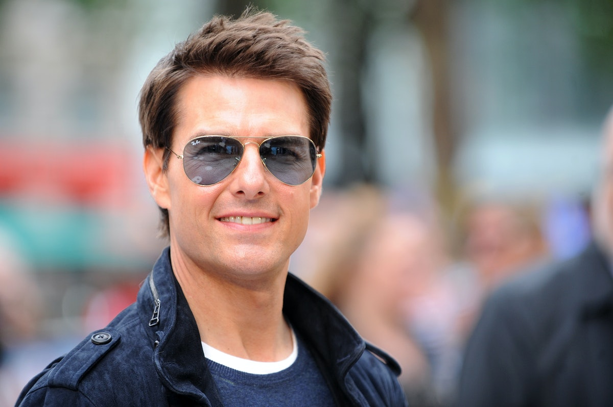 Tom Cruise Helicopter Emergency Landing Mission Impossible