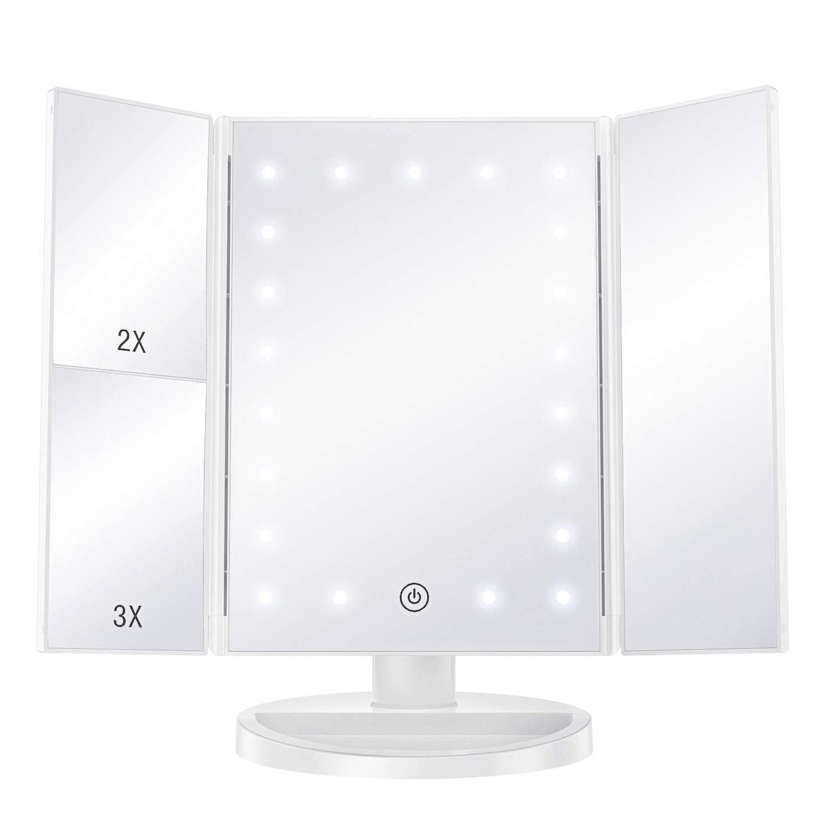 BESTOPE Makeup Mirror Vanity Mirror with Lights