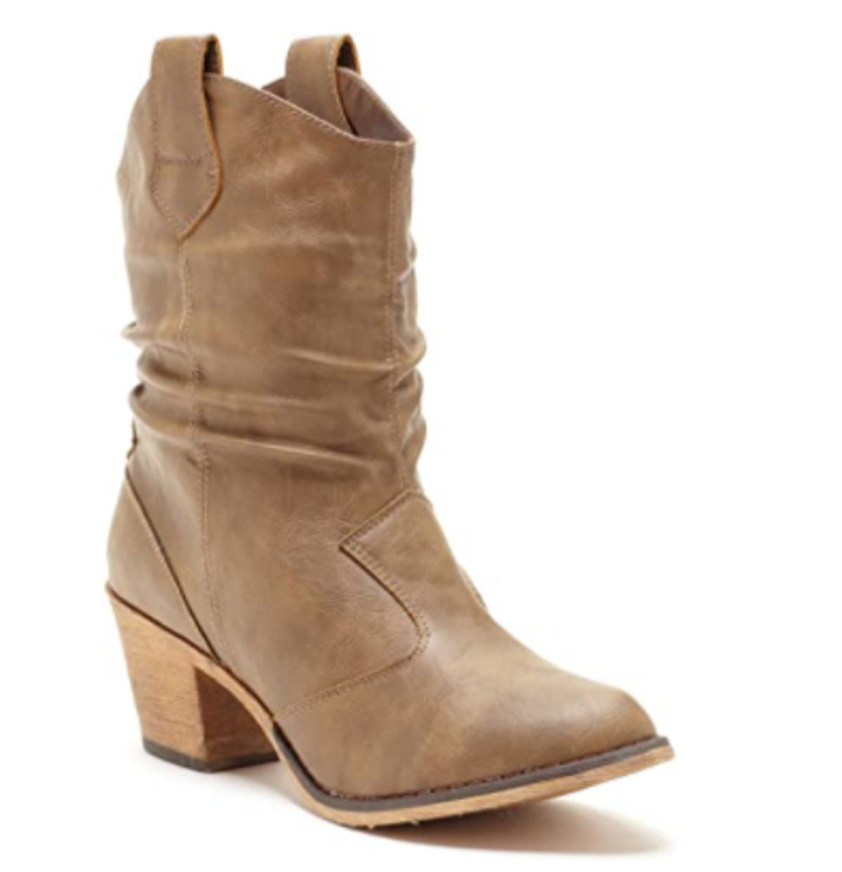 Charles Albert Modern Western Cowboy Distressed Boot