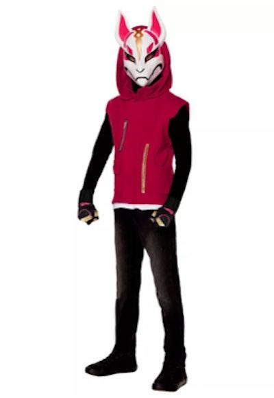 Kids' Fortnite Drift Halloween Costume