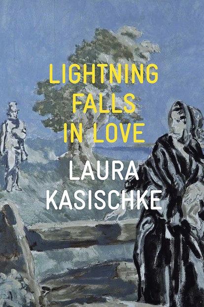 """Lightning Falls In Love"" Book Cover"