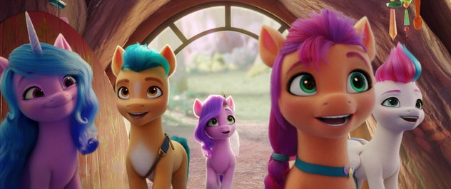 'My Little Pony: A New Generation' is streaming on Netflix on Sept. 24.