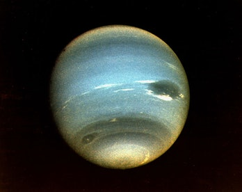 An image of Neptune.