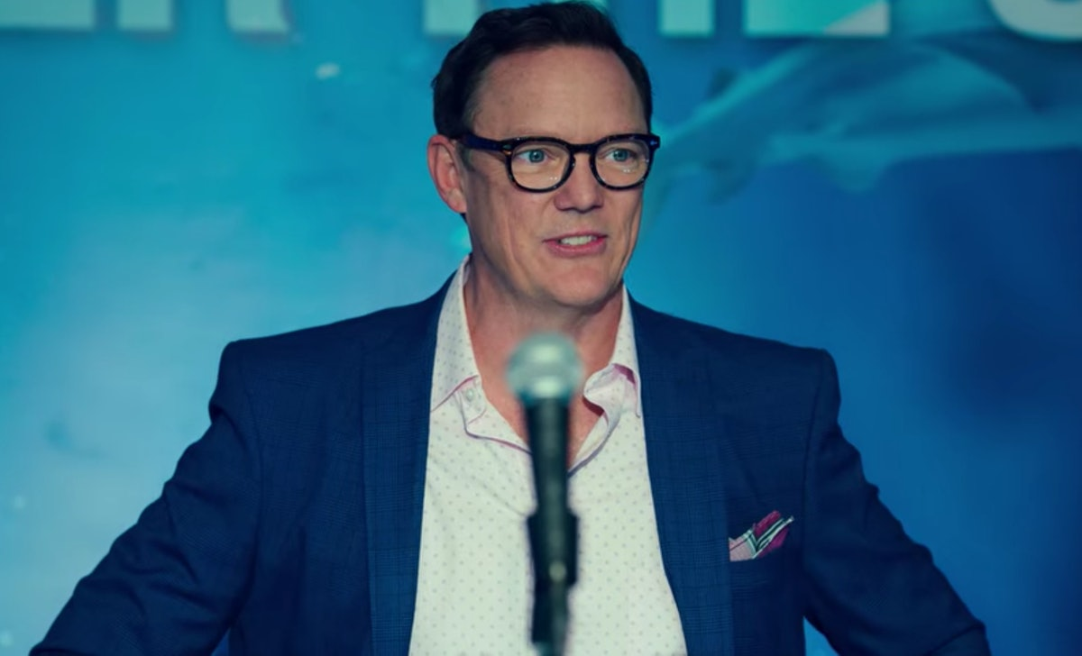 Matthew Lillard had a surprise cameo in 'He's All That.'