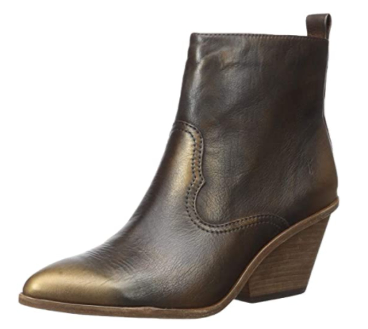 Frye Amado Wedge Ankle Boot