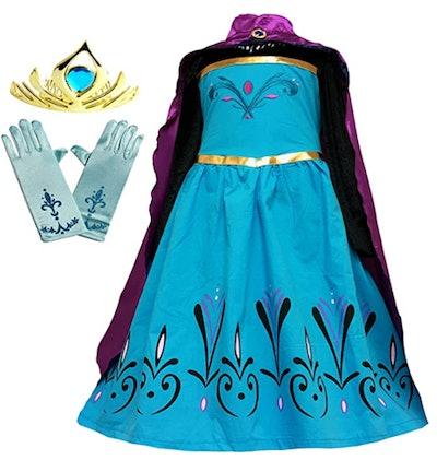 Coronation Dress Costume