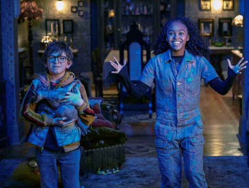 There are 8 family friendly original films premiering on Netflix this fall and winter.