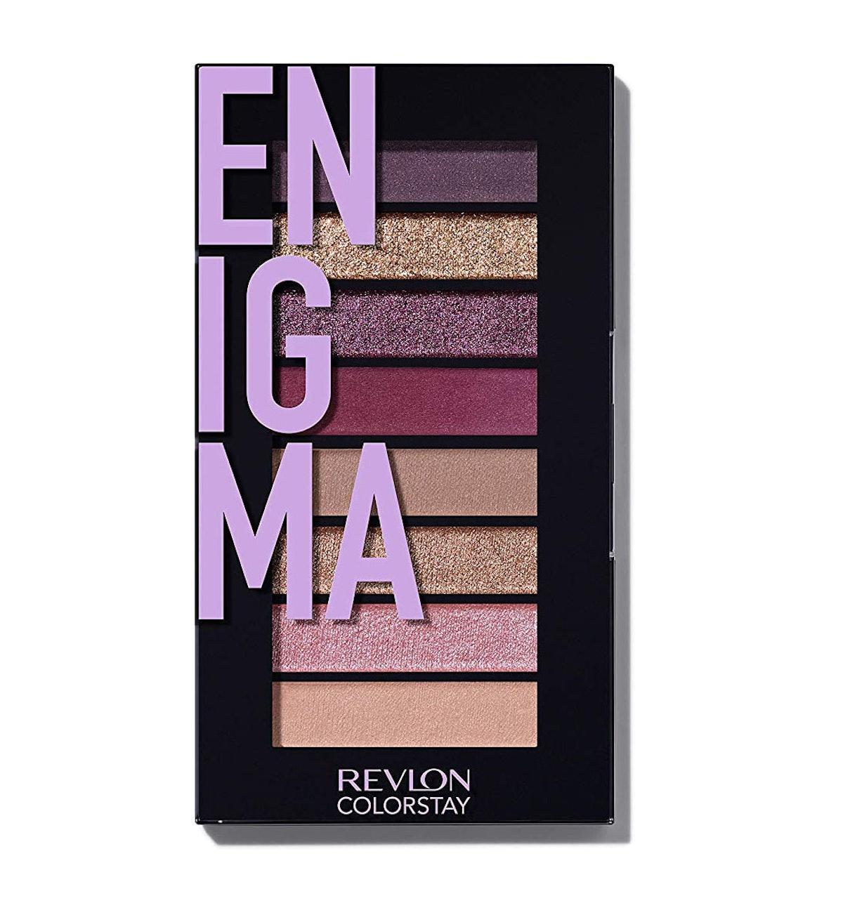 Revlon ColorStay Looks Book Eyeshadow Palette in Enigma
