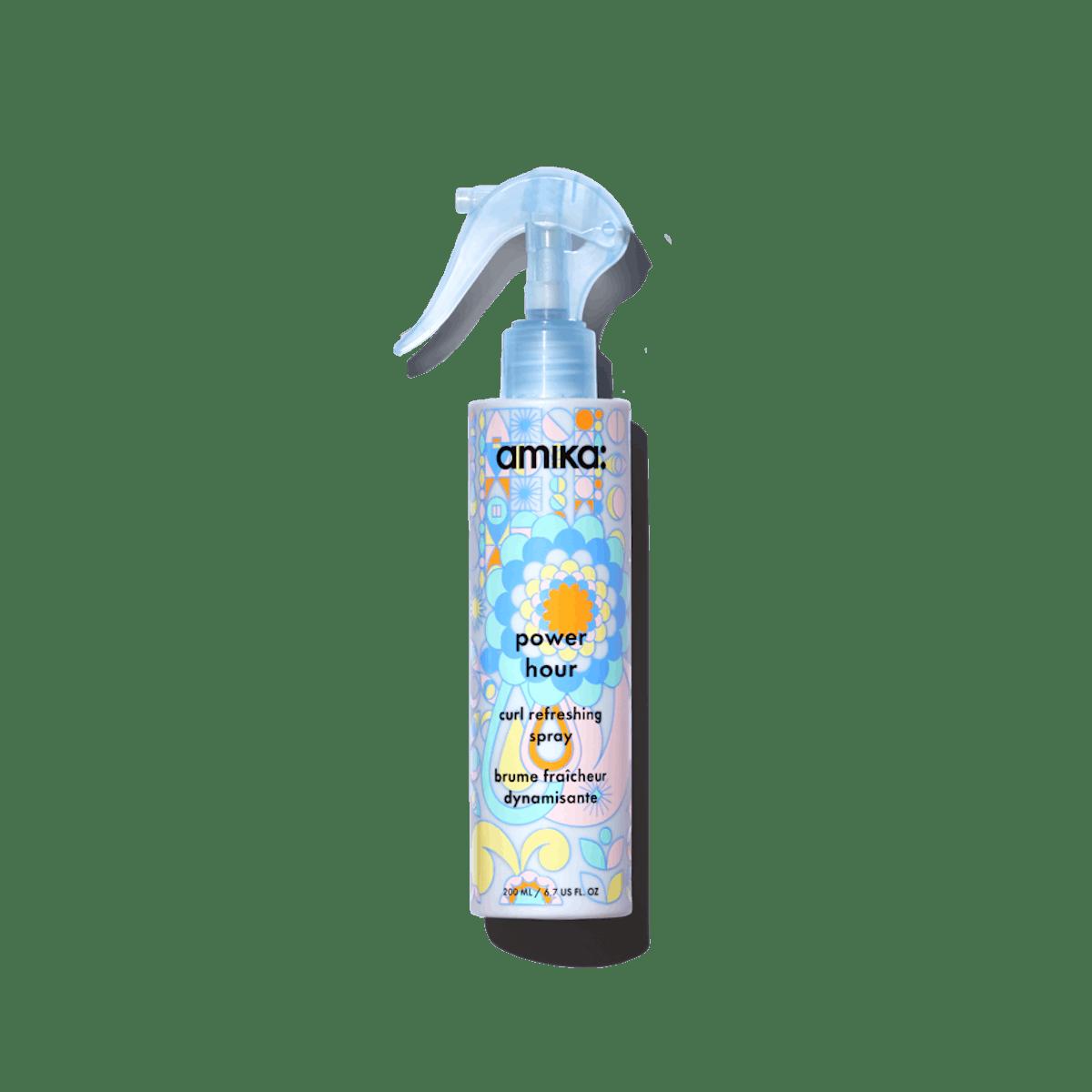 Power Hour Curl Refreshing Spray