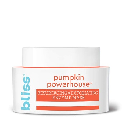 Bliss Pumpkin Powerhouse Resurfacing and Exfoliating Enzyme Face Mask