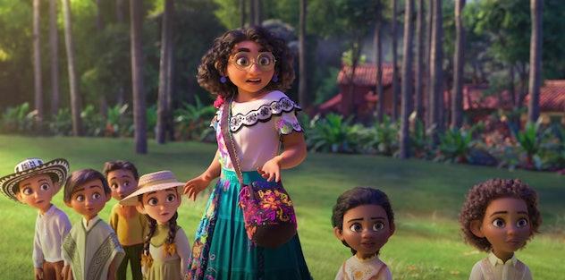 Lin-Manuel Miranda is lending his talents to the new animated Disney film, Encanto.