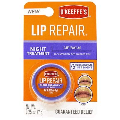 O'Keeffe's Lip Repair Night Treatment Lip Balm