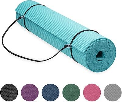 Gaiam Essentials Premium Yoga Mat