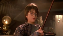 For Harry Potter's birthday on July 31, celebrate with an Instagram post and caption.