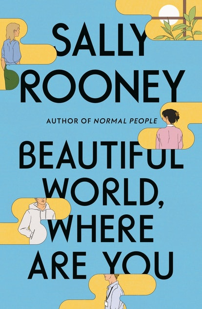 """""""Beautiful World, Where Are You"""" Book Cover"""
