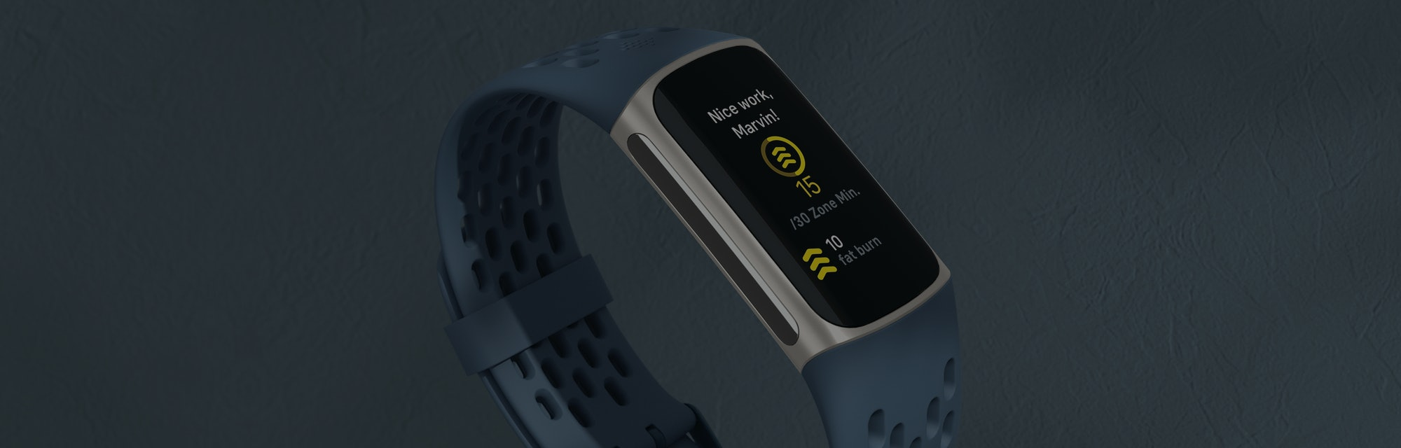 The Fitbit Charge 5