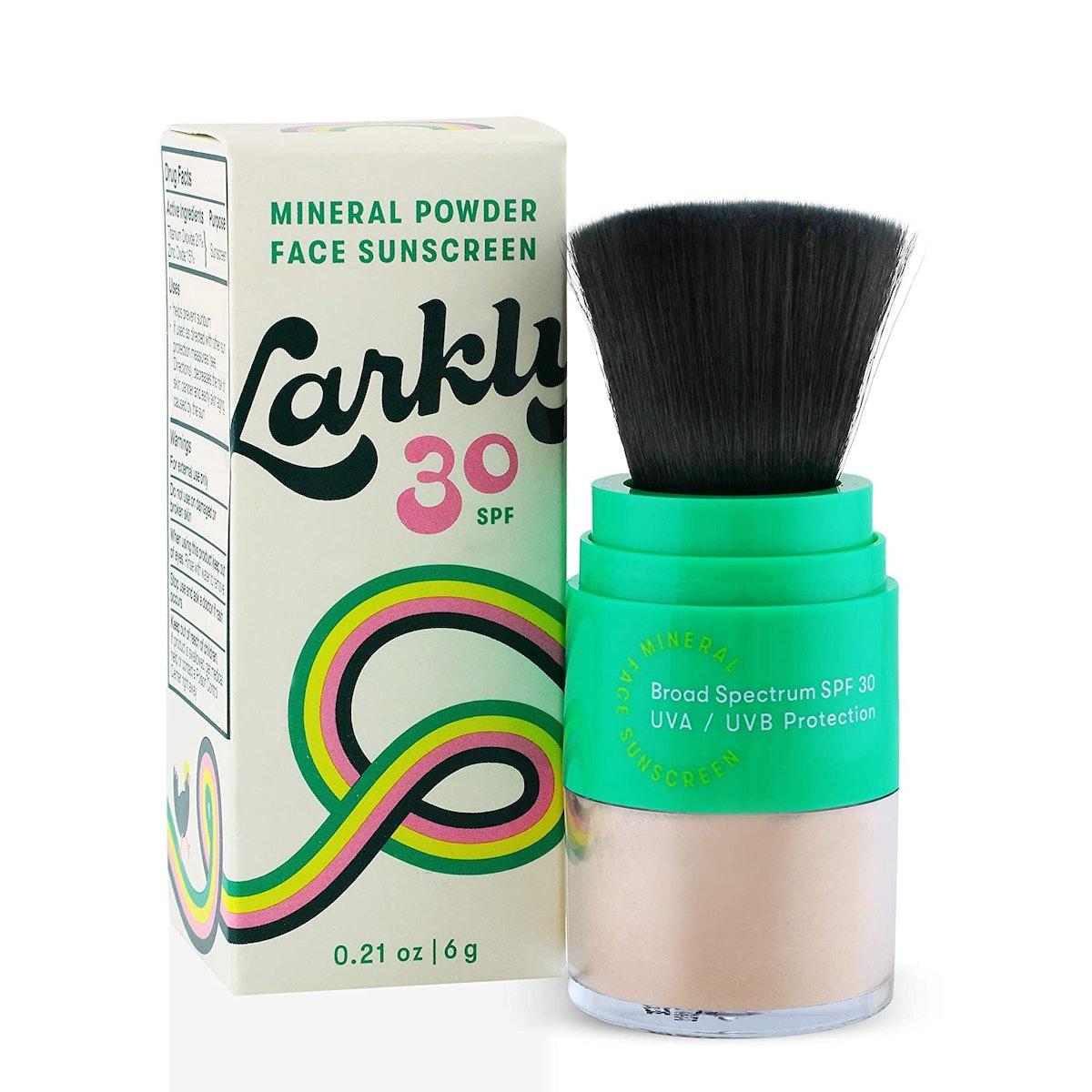 Larkly SPF-30 Mineral Sunscreen