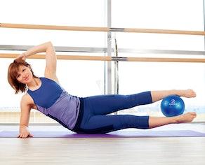 ProBody Pilates Mini Exercise Ball