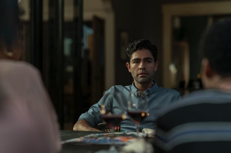 Adrian Grenier as Nick Brewer in episode 101 of 'Clickbait'