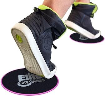 Elite Sportz Dual Sided Gliding Discs (2-Pack)