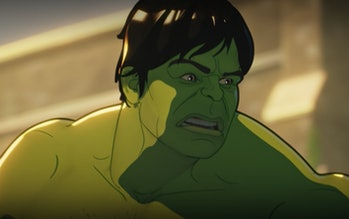 The Hulk in What If...?