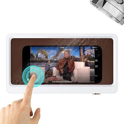 KUNSLUCK Waterproof Anti-Fog Phone Holder