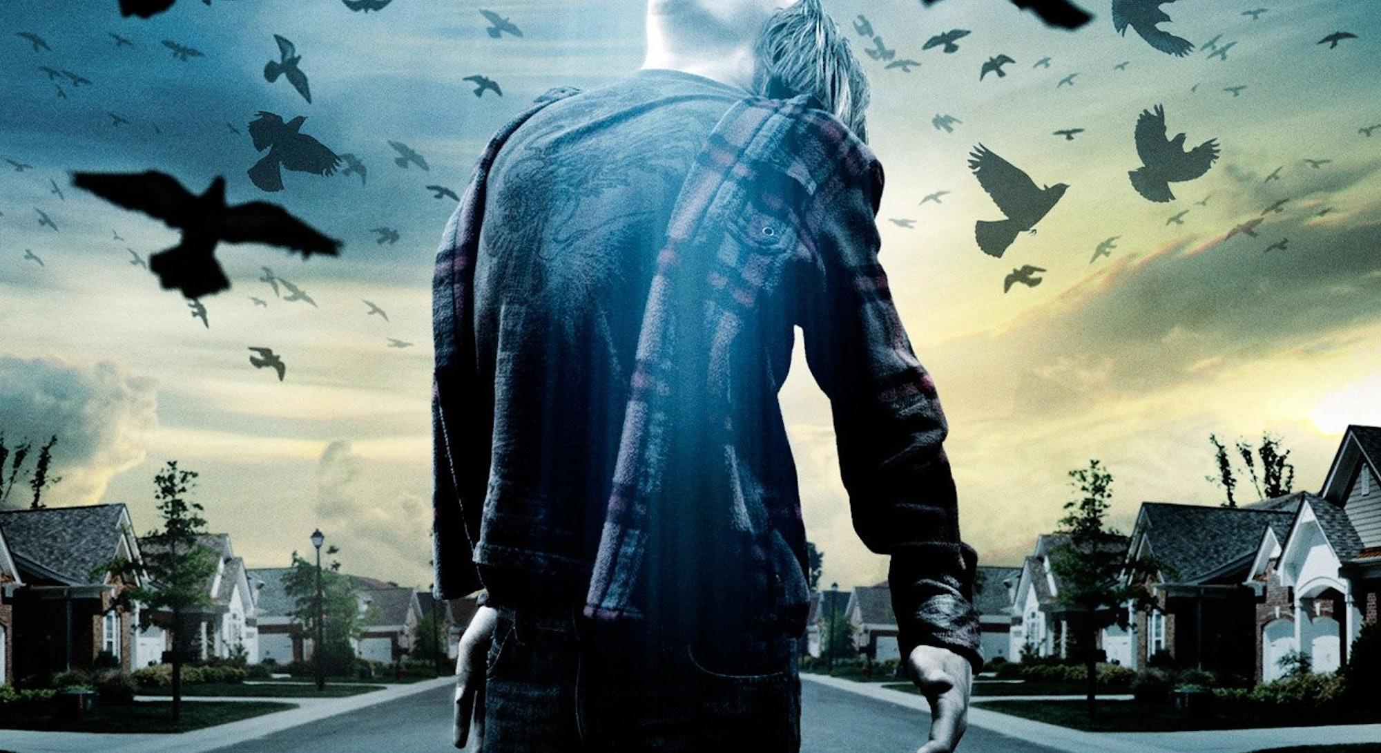 cover art of Dark Skies movie