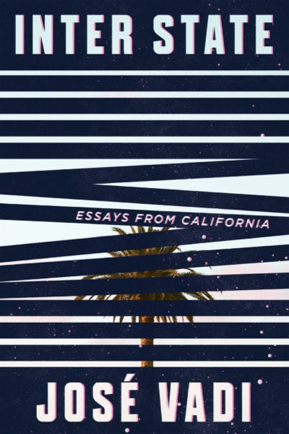 """""""Inter State: Essays From California"""" Book Cover"""