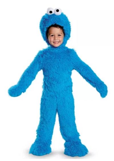 Sesame Street Cookie Monster Deluxe Costume