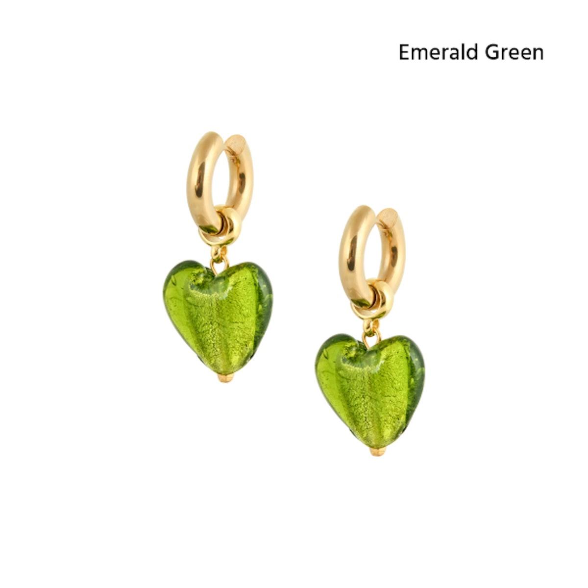 Mayol Heart Of Glass Earrings