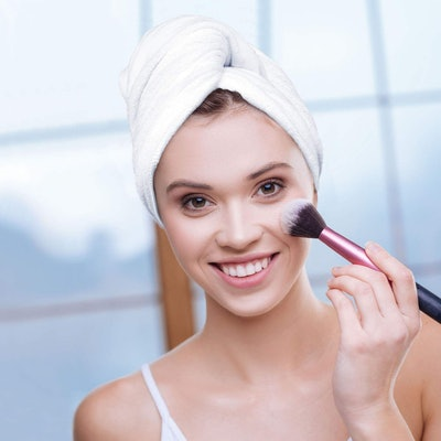 Bondi Home & Spa Fast Drying Microfiber Hair Towel