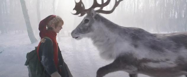 Kristen Wiig stars in 'A Boy Called Christmas.'