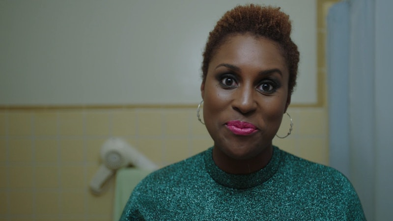 Issa Rae as Issa Dee in Insecure