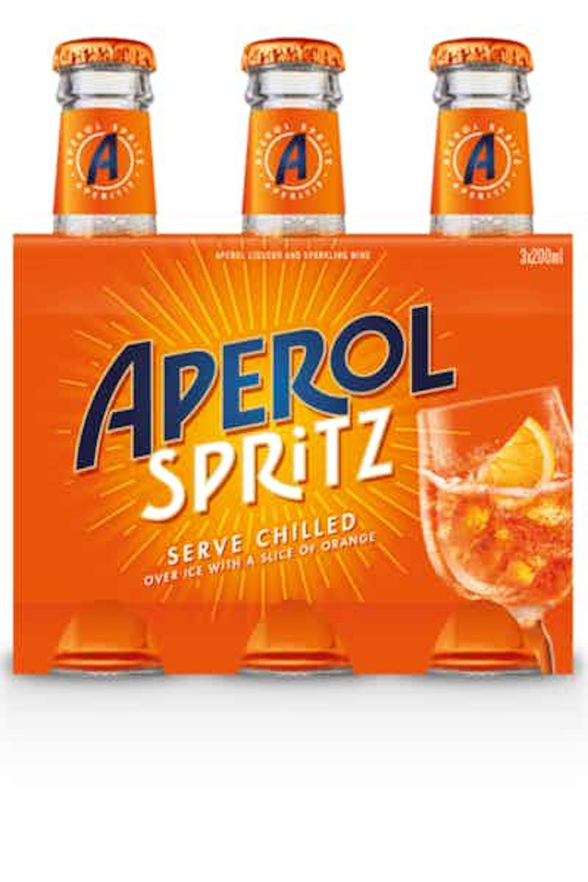 Aperol Spritz Ready To Drink