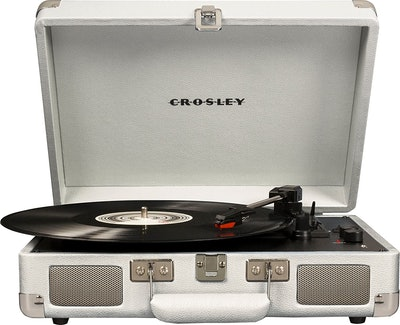 Crosley Cruiser 3-Speed Suitcase Turntable