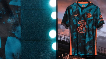Chelsea Nike Third Kit 21/22