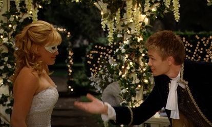 Hilary Duff stars in A Cinderella Story.