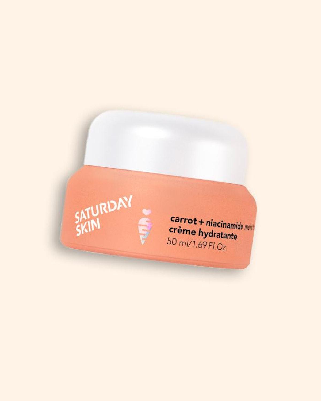 Carrot + Niacinamide Moisturizing Cream