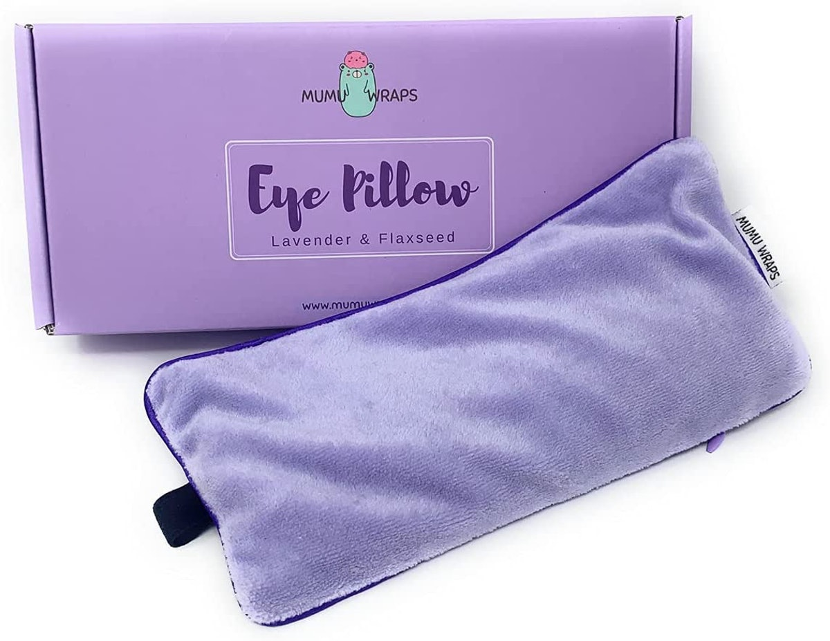 Mumu Wraps Eye Pillow