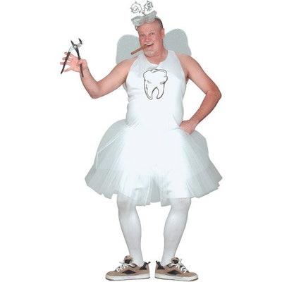 Tooth Fairy Adult Plus Halloween Costume