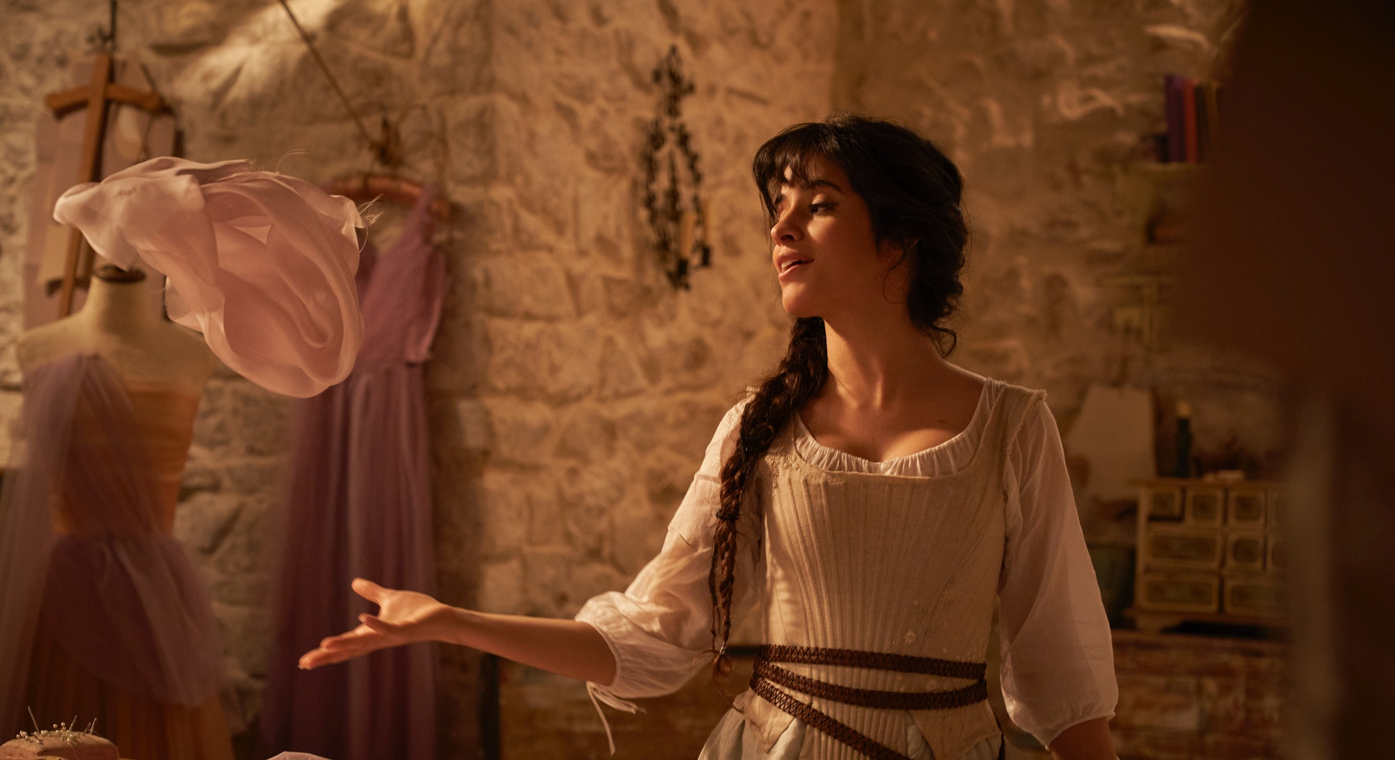 As a new Cinderella played by Camila Cabello descends in a glass slipper, we take a look at the many...