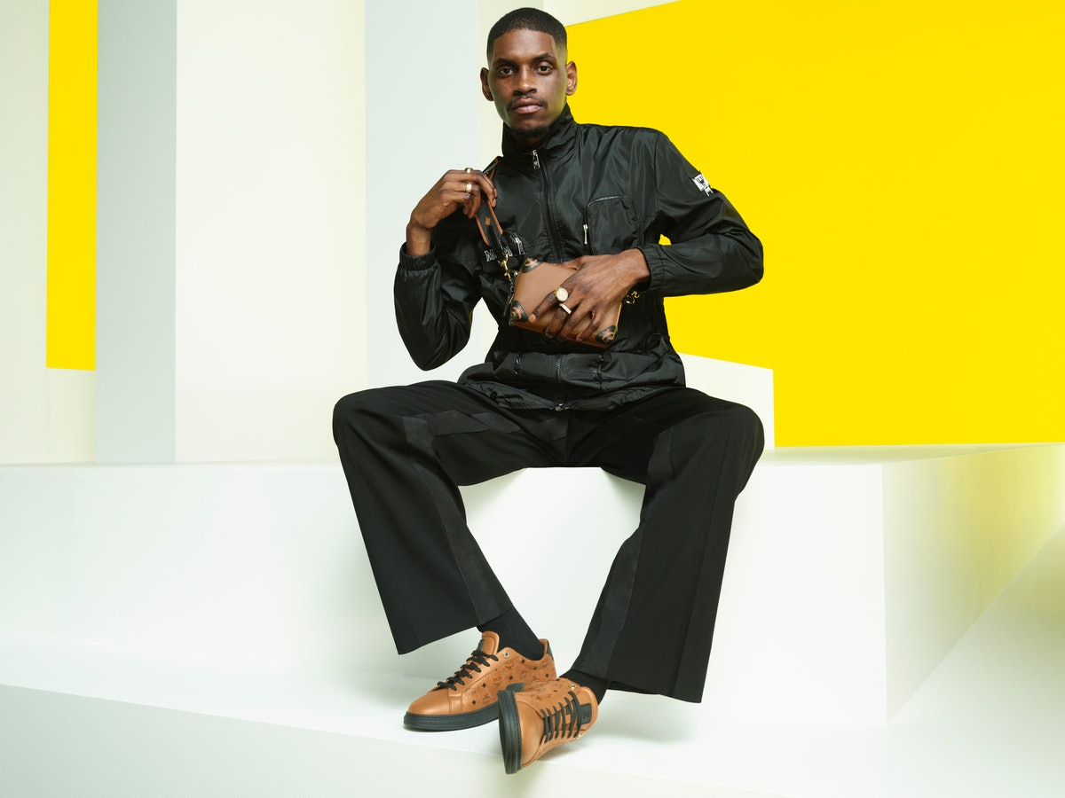 MCM Fall/Winter 2021 campaigns.