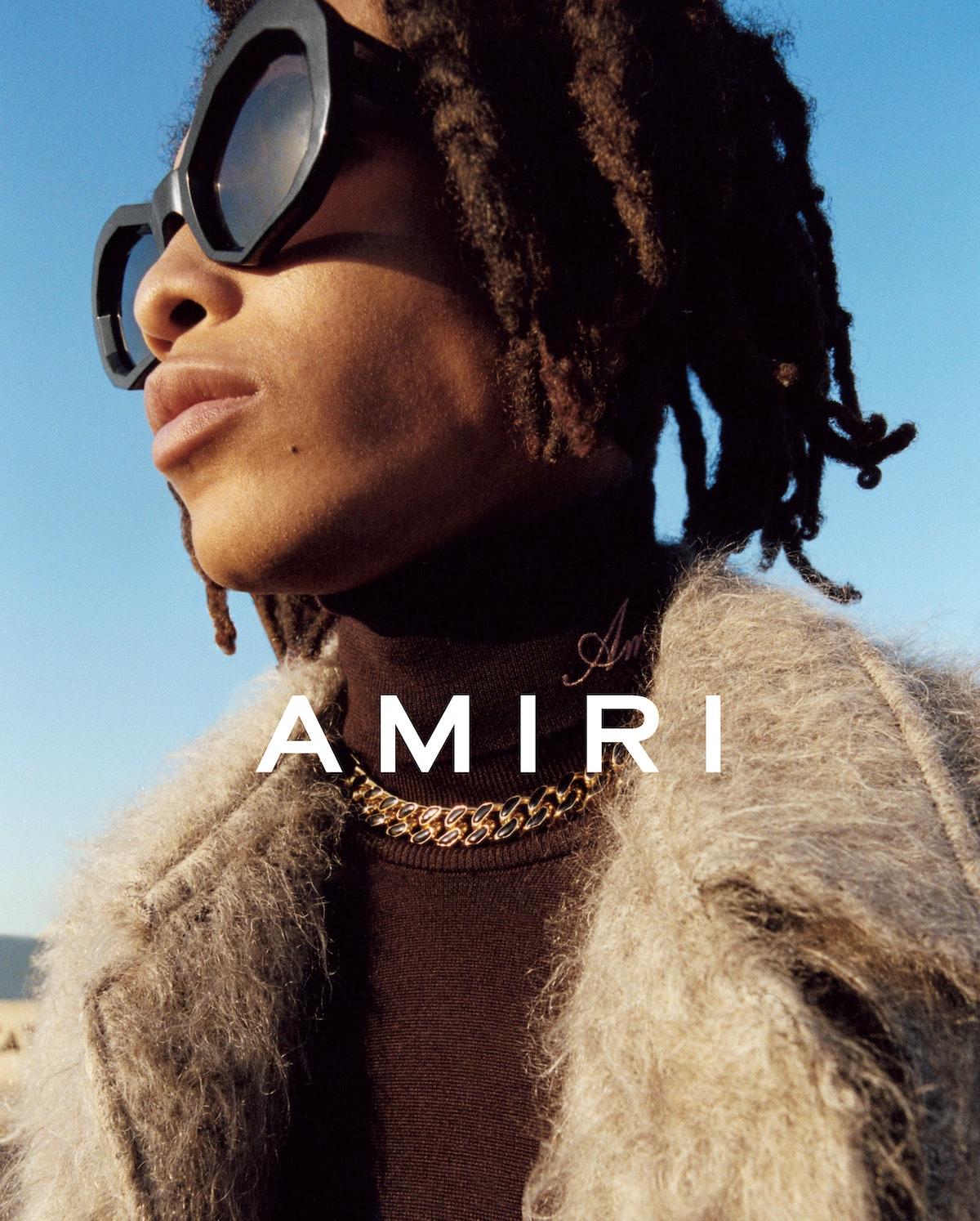 AMIRI Fall/Winter 2021 Campaign